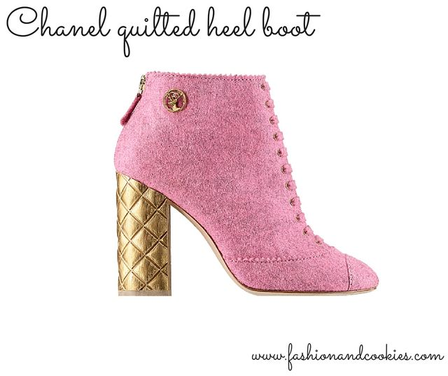 Wishlist  Chanel quilted heel boots and new Gucci SS16 bag  4f3eb466b9a9