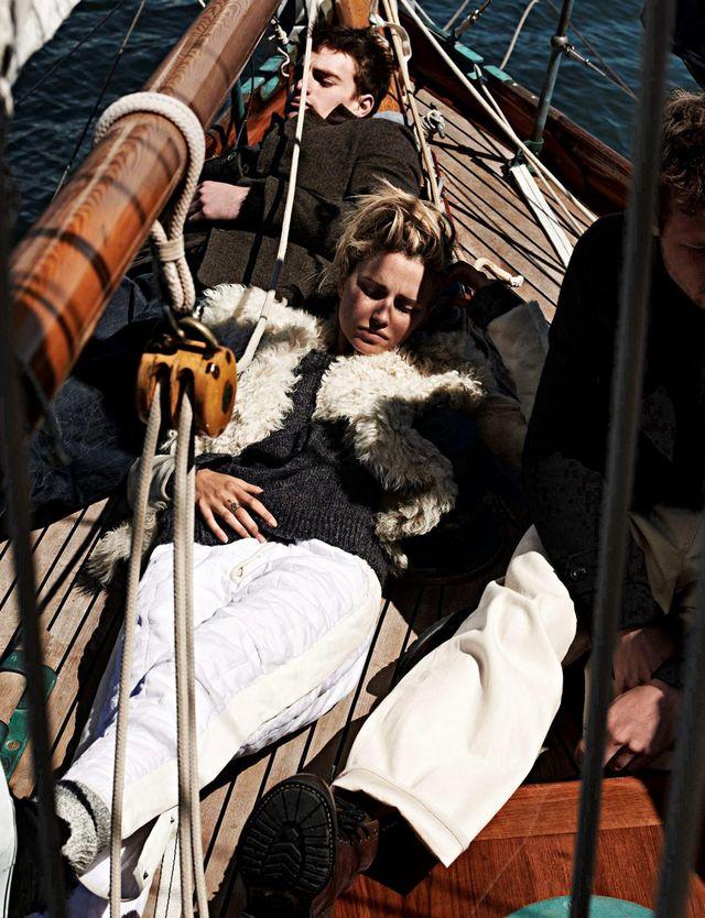 Maiden Trip in Vogue Netherlands with Cato van Ee - (ID
