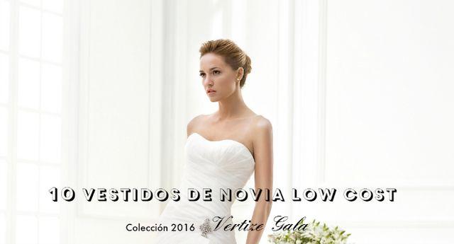 10 Low Cost GalaBlog Vestidos Boda De Novia Mi Vertize 0wnOkP