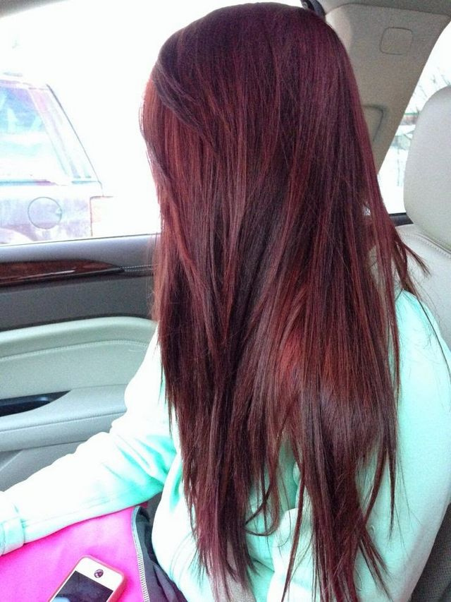 6 Amazing Dark Hair Color Ideas | Hairstyles & Hair Color for long ...