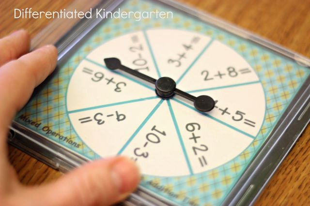 A New Spin On Differentiated Instruction A Differentiated