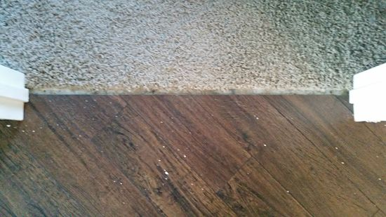 Do It Yourself Floating Laminate Floor Installation