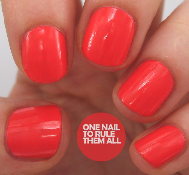 Review Week: Nails Inc. Gel Effect Polish Swatches