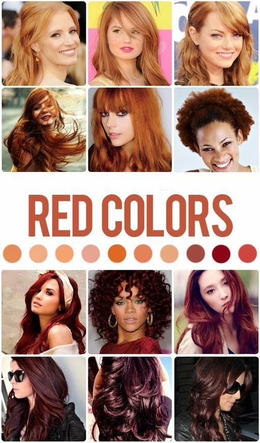 7 Hottest Dark Red Hair Color For 2014 Hairstyles Hair Color For