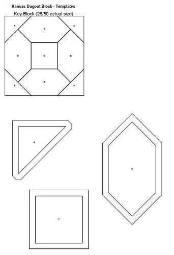 red pepper quilts kansas dugout quilt block tutorial and free templates red pepper quilts. Black Bedroom Furniture Sets. Home Design Ideas