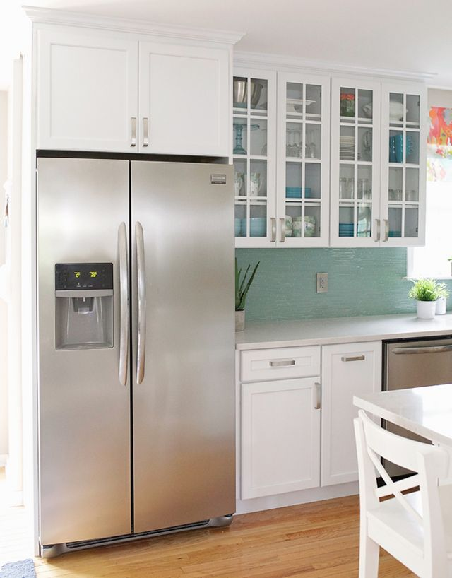 J Right Kitchens With White Cabinets
