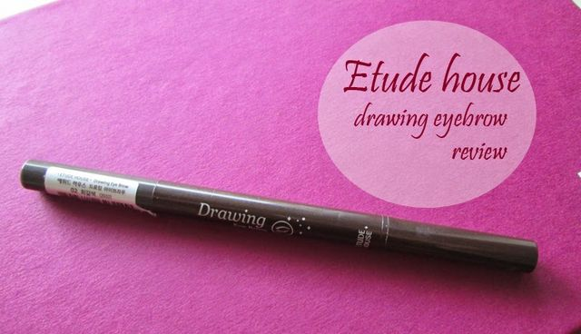 My favorite eyebrow pencil ever! Etude house drawing brow ... 2caa7ee0188