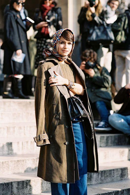 Vanessa Jackman: Paris Couture Fashion Week AW 2013