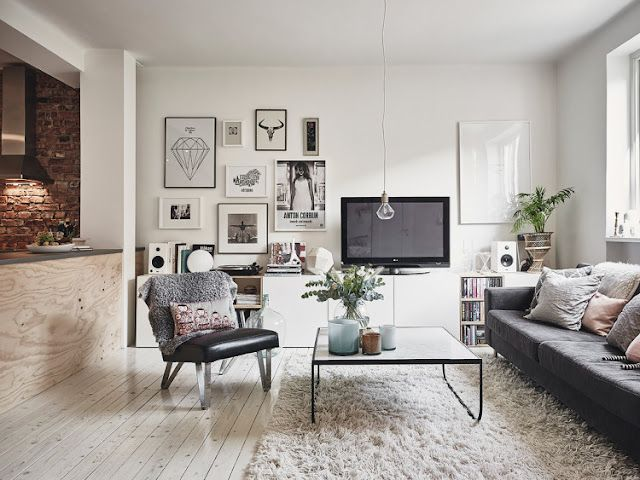 Feast Your Eyes On This Beautiful Apartment In Sweden Daily Dream - Sleek-and-beautiful-apartment-in-sweden
