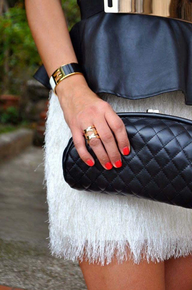 leather & feathers | cosa mi metto??? | bloglovin' - Tavolo Extra Lunga Estensione
