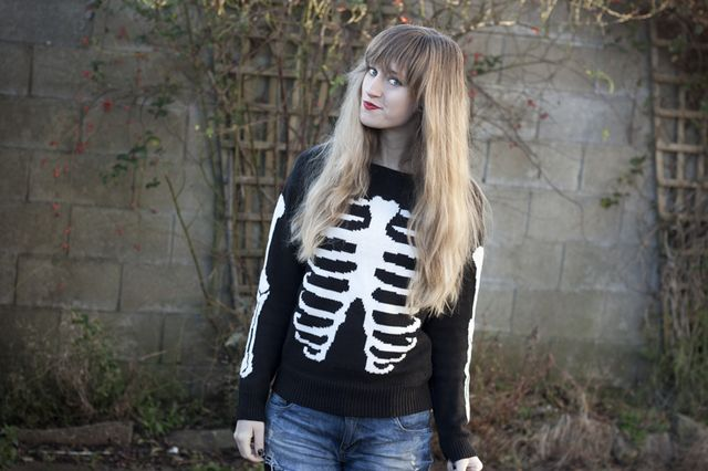 71d0bee8667 OUTFIT NR.260 RIBS JUMPER