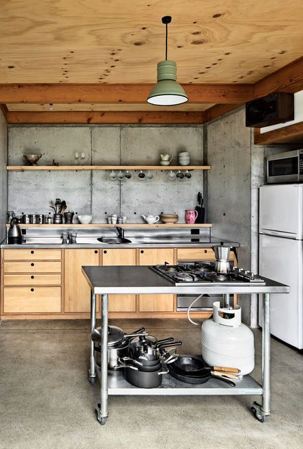 thehousehome small kitchen in new zealand  source  a