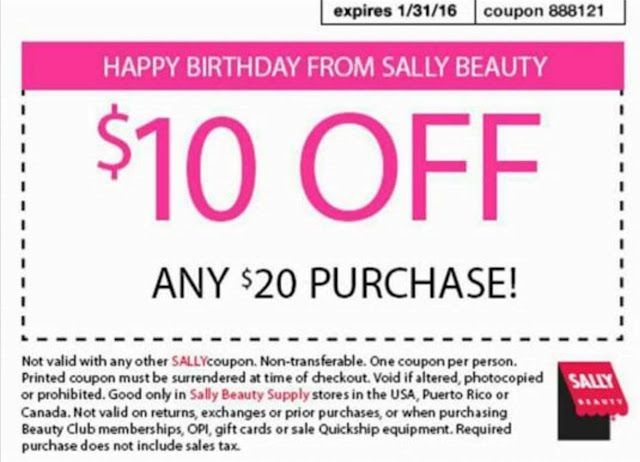 Shoppers looking for Sally Beauty also liked these coupons