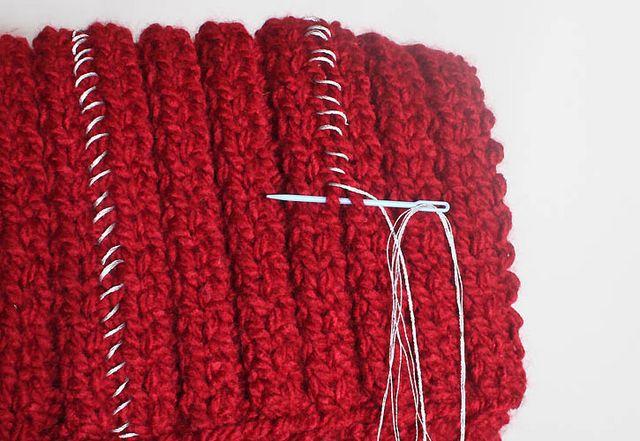Michael Kors Chain Infinity Scarf Knitting Pattern Gina Michele