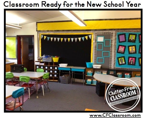 Classroom Design Overview : Tour my  classroom photo series