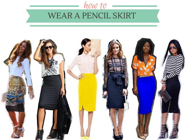 550473fe4 móda   how to wear a pencil skirt   Style Cookbook by Simone ...