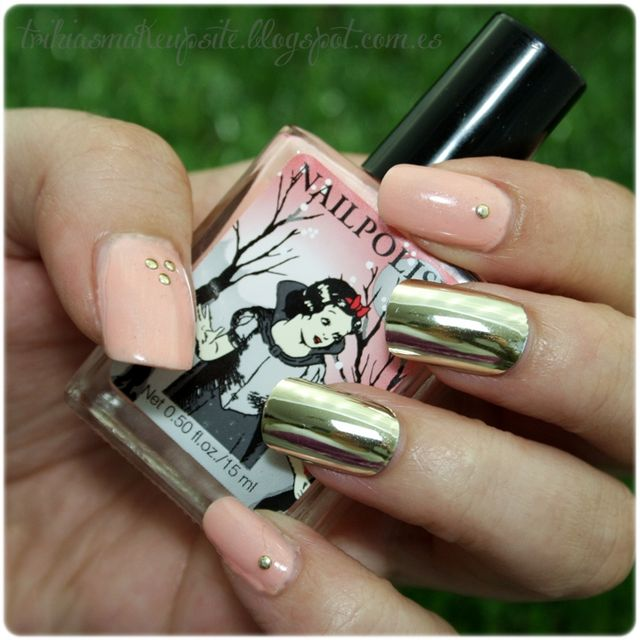359 ☆ MANICURA | Precious Metal ☆ | **Trihias Make Up Site ...