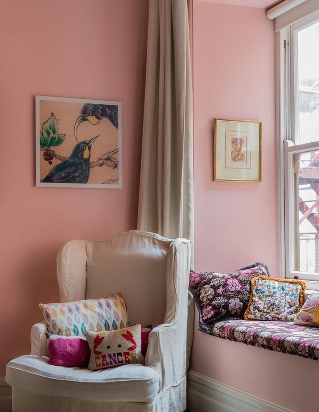 A Textile Trader's Colourful Sydney Apartment | The Design