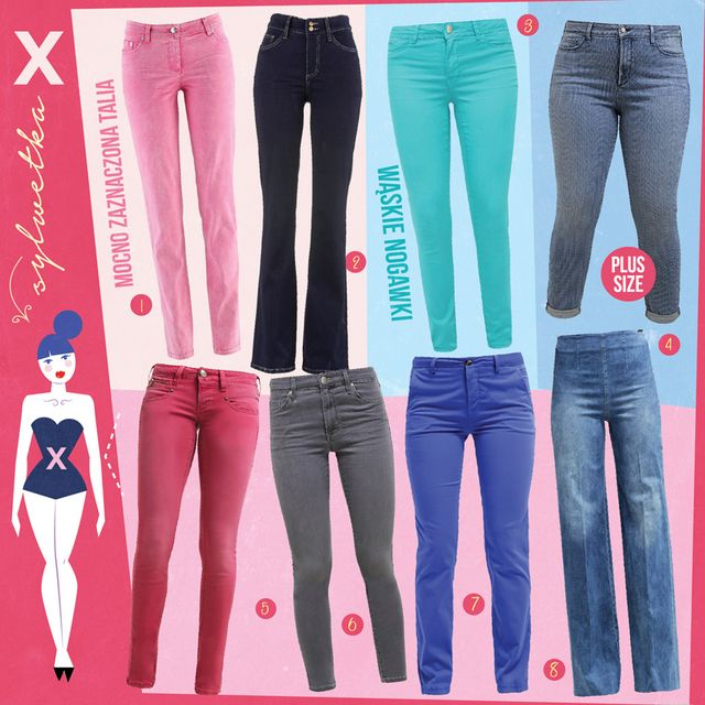 HOT: HOW TO CHOOSE PERFECT JEANS ACCORDING TO YOUR FIGURE TYPE ...