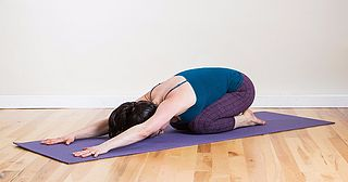 prevent and relieve back pain with this yoga routine