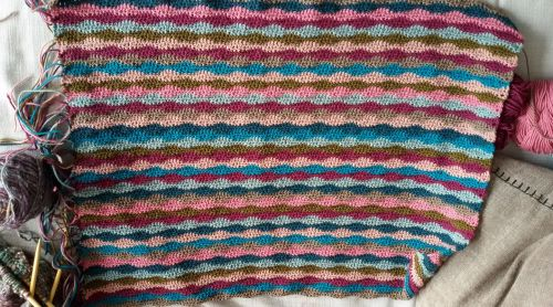 88a175a4e Veronika s wavy stripes are singing a beautiful and sweet song.