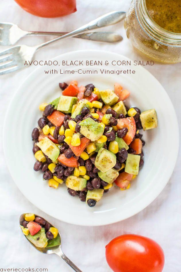 Lemon, Sun-Dried Tomato, and Almond Quinoa Salad | Averie ...