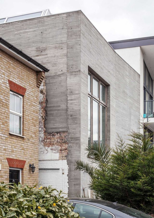 juergen teller studio in london by 6a architects breathe architecture studio yellowtrace