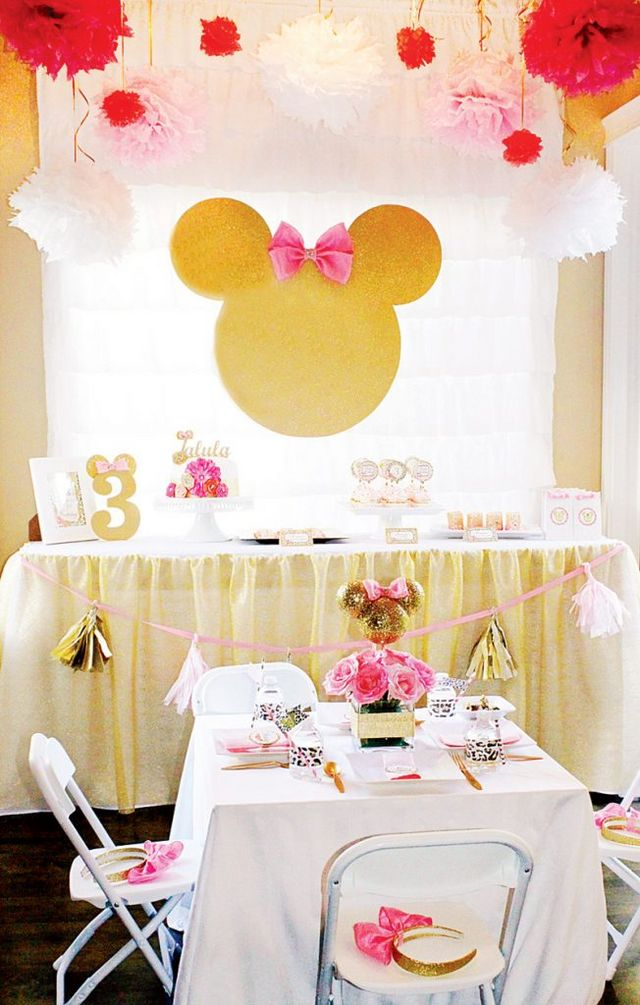 Beautiful Minnie Mouse Wall Decorations Mold - Wall Art Design ...