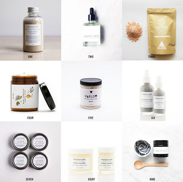The Fashion Beauty Supply: Natural Beauty Products With The Best Packaging