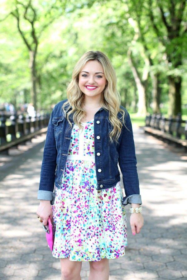 Summer Dress And Jacket - Best Jacket 2017