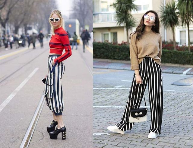 Tú decides: rayas verticales, ¿sí o no? | Devil wears Zara