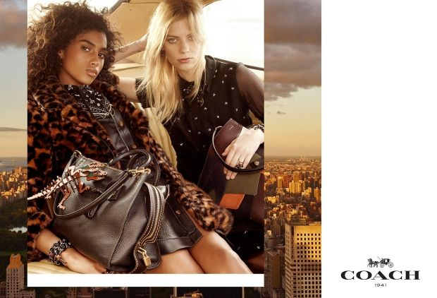 f7ca2cada4 Steven Meisel and Coach Are a Winning Combination for Pre-Fall 2016 ...
