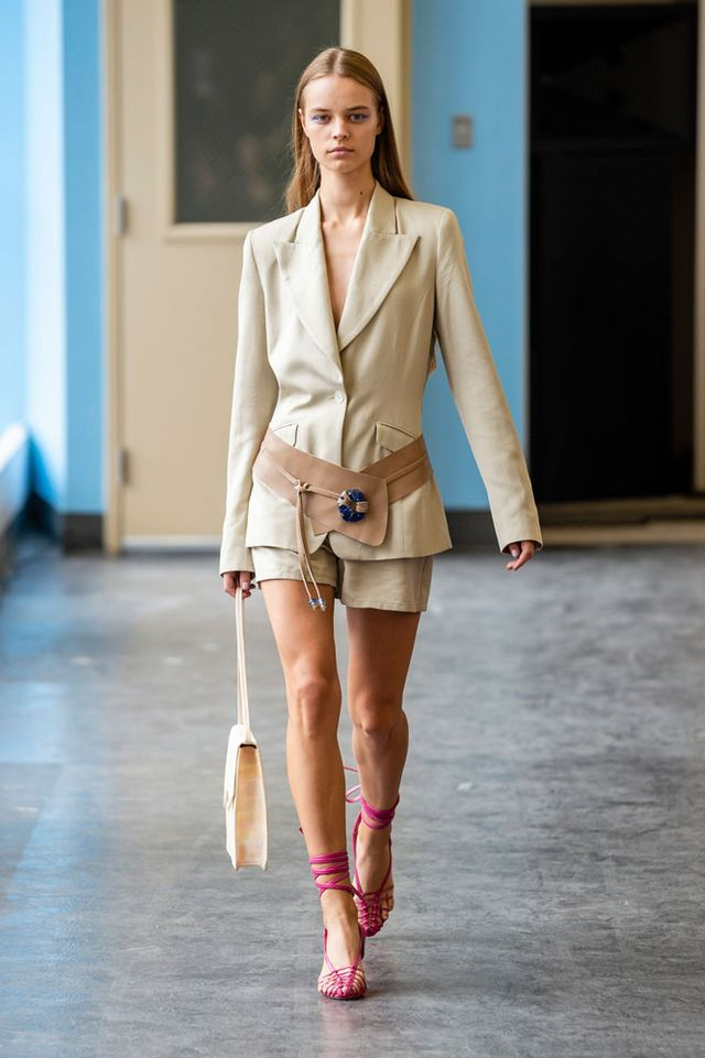 10689754c23 15 New York Fashion Week Spring 2019 Trends We Can t Wait to Try ...