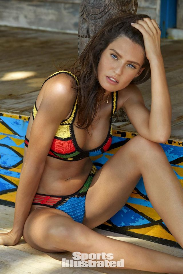 c6c9fc069f 21 Questions With… Sports Illustrated Swimsuit Model Bianca Balti ...