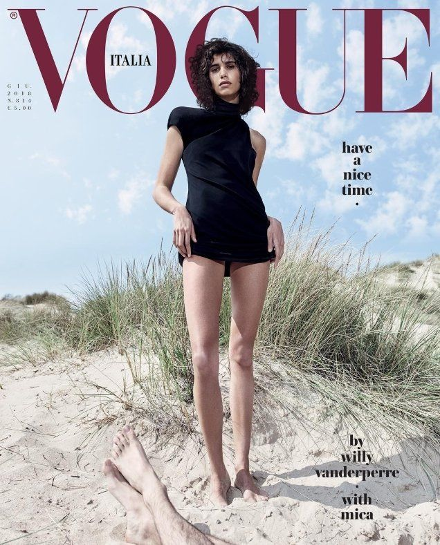3424a9cda1e Willy Vanderperre s Lifeless Vogue Italia Covers Look Awfully ...