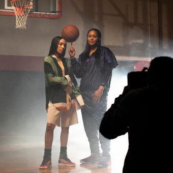 228c4ae6ea2 Exclusive: Aleali May & Maya Moore Drop Two New Jordans | Coveteur ...
