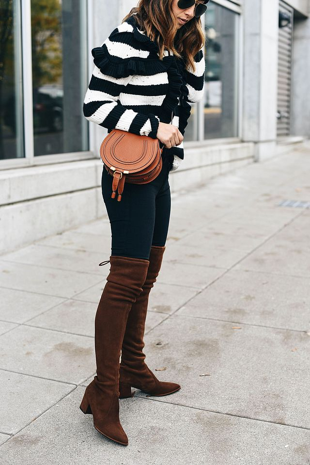 826223a5120 S H O P T H E P O S T   The search for the perfect over-the-knee boots has  been ...
