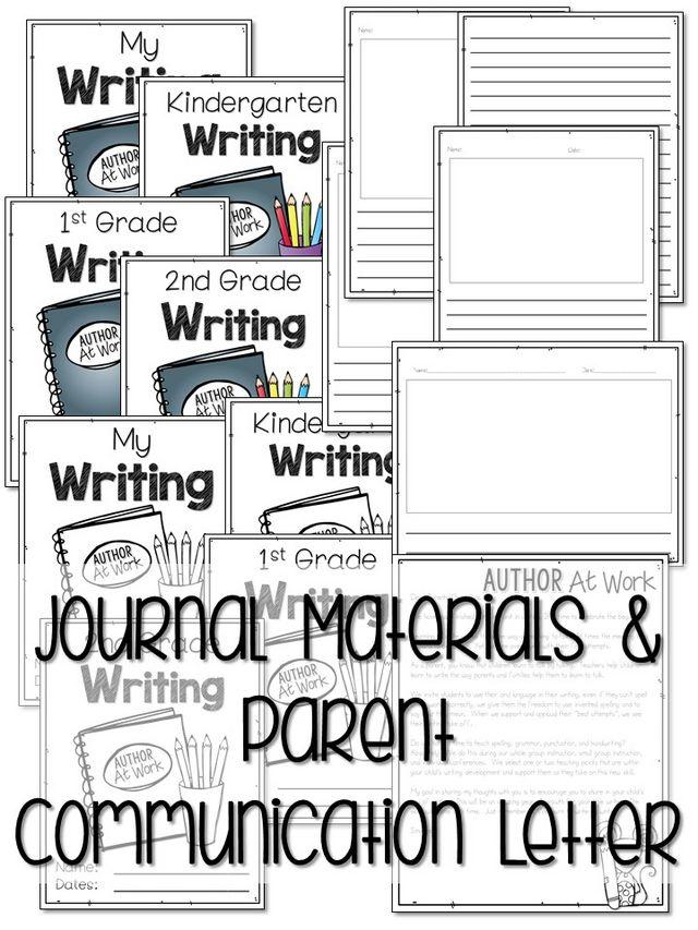 How to Get Started with Writer's Workshop in Kindergarten