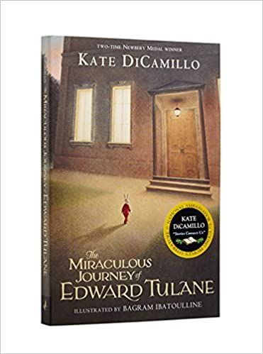 the miraculous journey of edward tulane book report The miraculous journey of edward tulane / kate dicamillo illustrated by bagram ibatoulline — 1st ed p cm summary: edward tulane, a cold-hearted and proud toy.