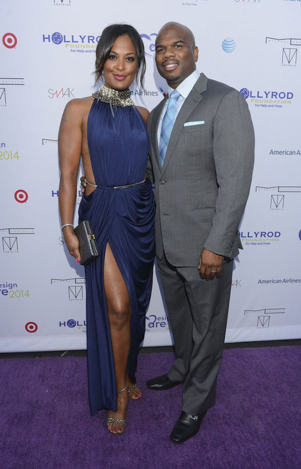 Hot! or Hmm…: Laila Ali\'s Hollyrod Foundation Michael Costello Navy ...
