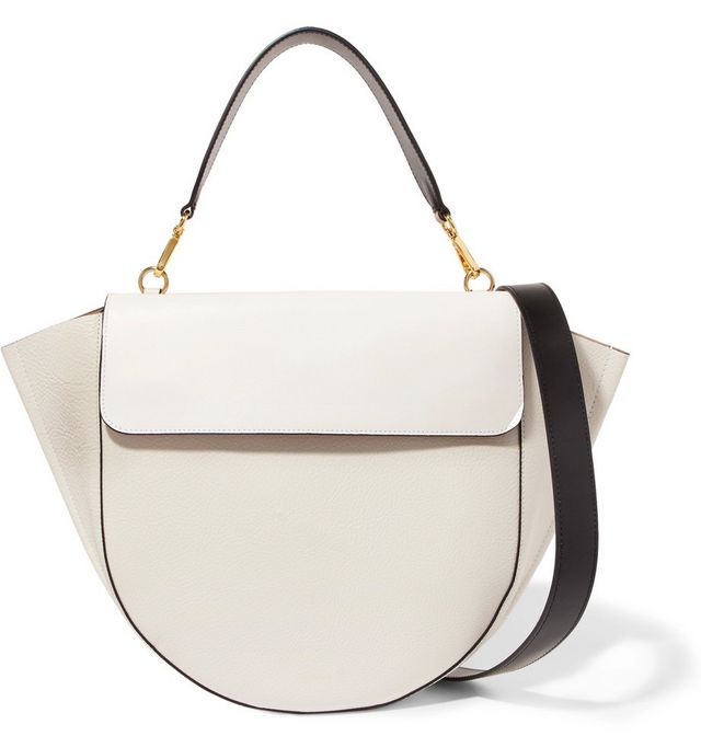 8fe7ddb61a30 I love the round shape with trapeze sides that can be worn as a handbag or  a shoulder bag. If you love Celine but not the high tag