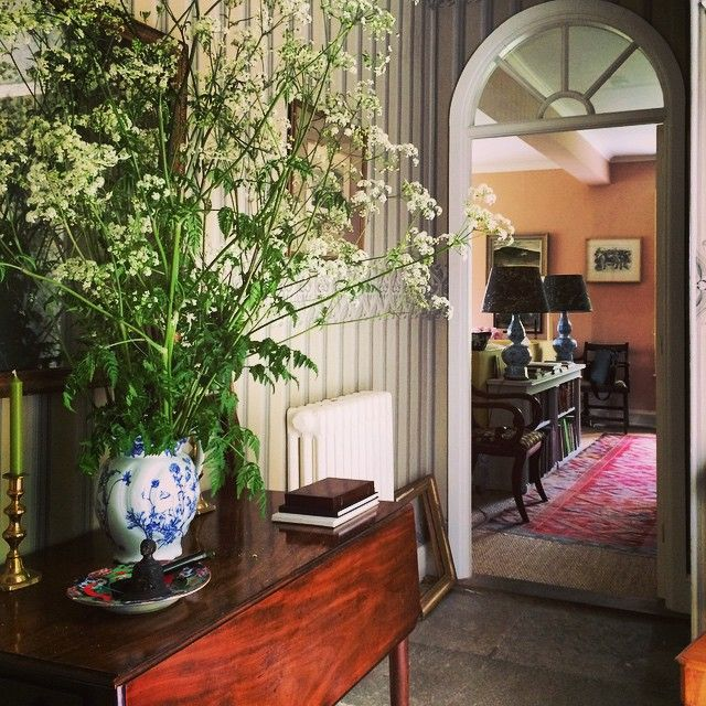 Instagram inspiration ben pentreath habitually chic for Style at home instagram