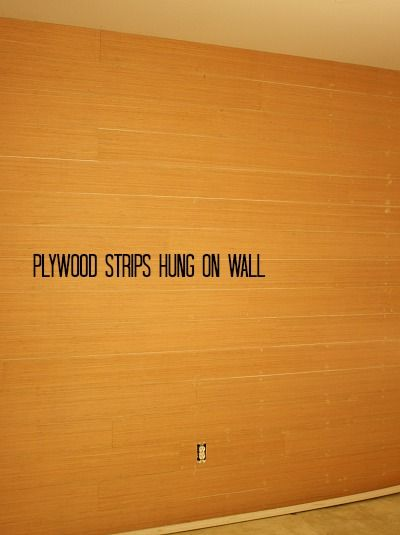 How To Hang Fake Shiplap Paneling Hooked On Houses