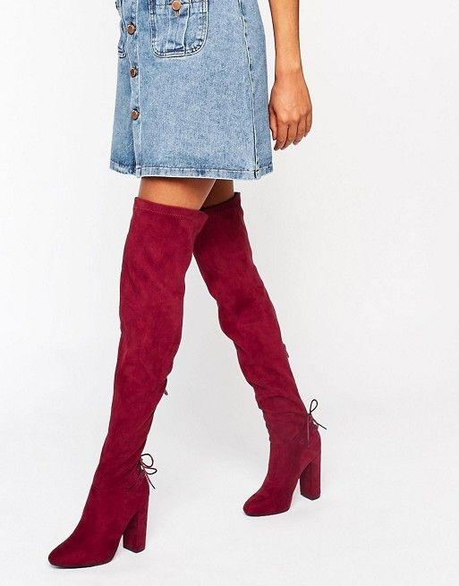 6079535b Botas mosqueteras, el calzado más sexy y abrigado del invierno ...