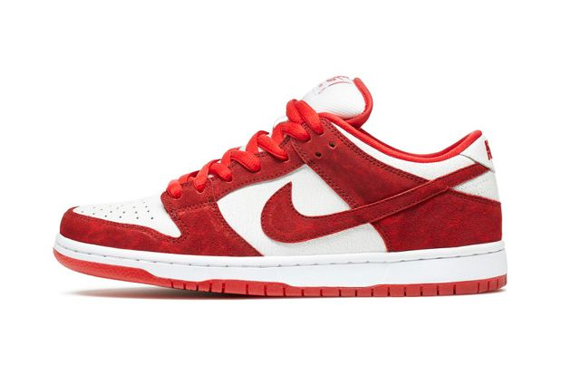 best website 6efea ef4d0 Celebrating this year s upcoming Valentine s Day, Nike SB has worked up  with
