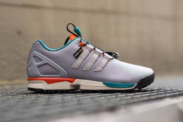 544a77d8036fd adidas Originals ZX Flux Winter Grey Turquoise