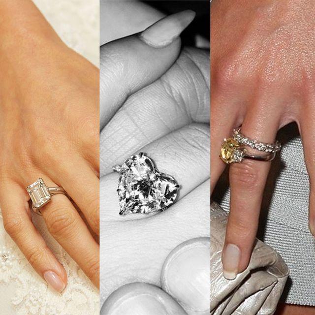 Gli anelli di fidanzamento pi belli pi sfacciati o pi for Anelli di fidanzamento famosi