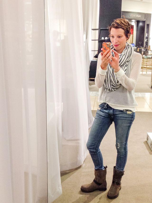 c1fe85974b84 Dressing Room Selfies  Nordstrom Anniversary Sale