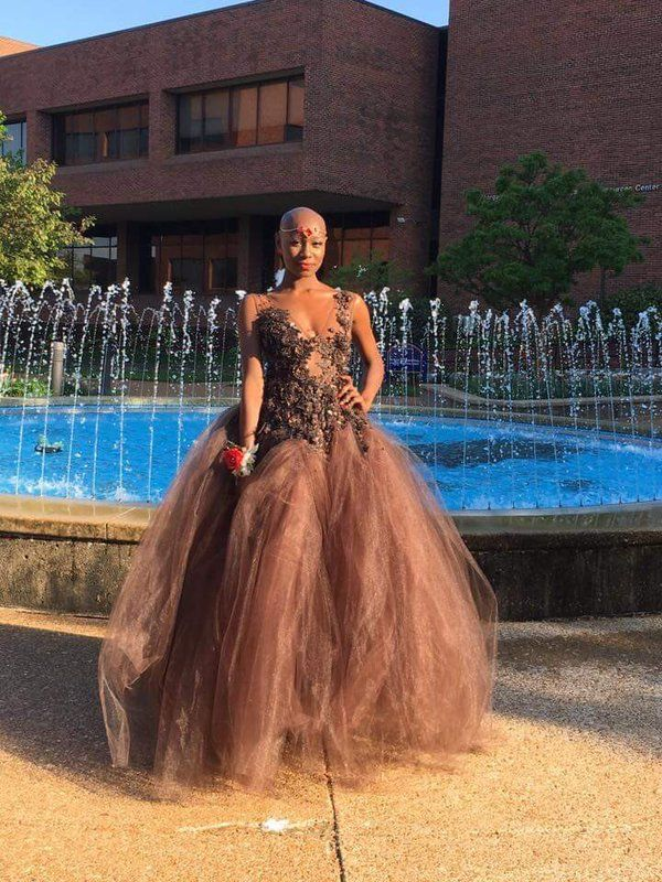 3a6f16c5ce1f7 30 Black Girls Who SLAYED Prom 2016 | Black Girl with Long Hair ...