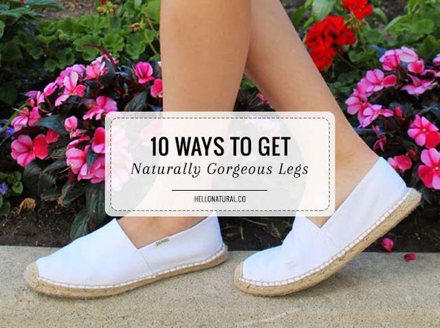 DIY Ingrown Hair Scrub + 10 Ways to Get Naturally Gorgeous